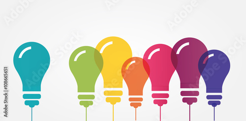 ampoule Canvas Print