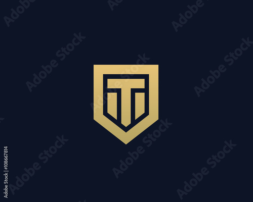 Abstract letter t shield logo design template premium nominal abstract letter t shield logo design template premium nominal monogram business sign universal foundation friedricerecipe Choice Image