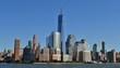 Downtown Manhattan and Wall Street