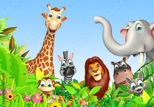 wild animal #108684671