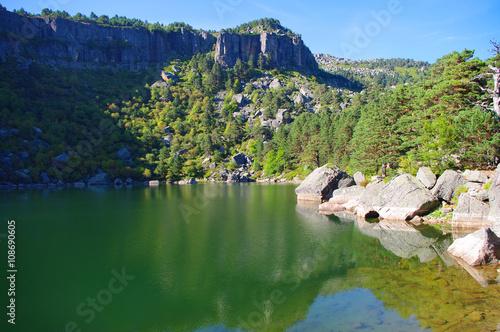 Laguna Negra, provincia de Soria