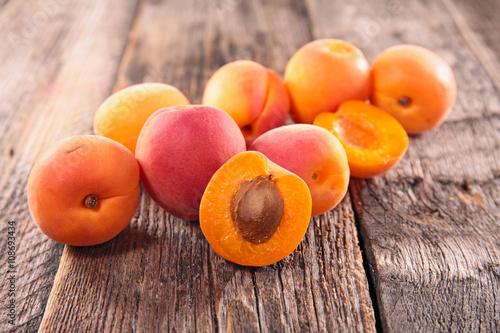 Tablou Canvas apricot