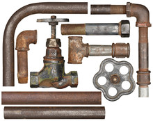 Valve And Pipes