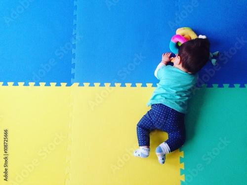 Baby Wallpaper Mural