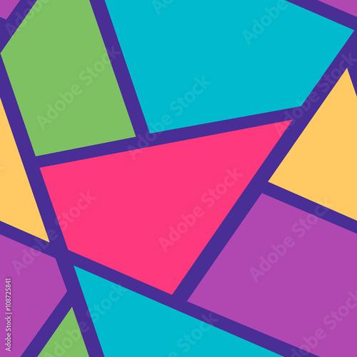 bezszwowy-tlo-wzor-z-trojbokami-i-kwadratowymi-ksztaltami