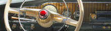 Vintage Car Dashboard  (fragme...