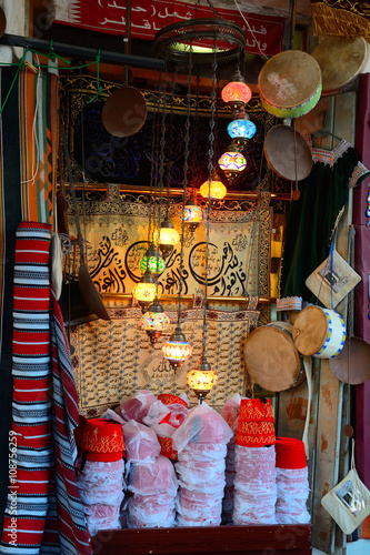 Spoed Foto op Canvas Marokko In the souq, Doha, Qatar