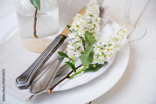 Snow White Wedding Table Decor Kaufen Sie Dieses Foto Und Finden