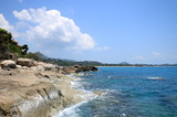 Fototapeta  - Skaliste wybrzeże