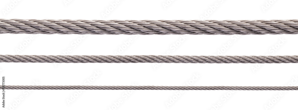 Fototapety, obrazy: Metal cable