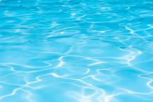 Beautiful Gentle Wave In Swimm...