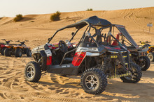 Ride In Dune Buggy In Desert S...
