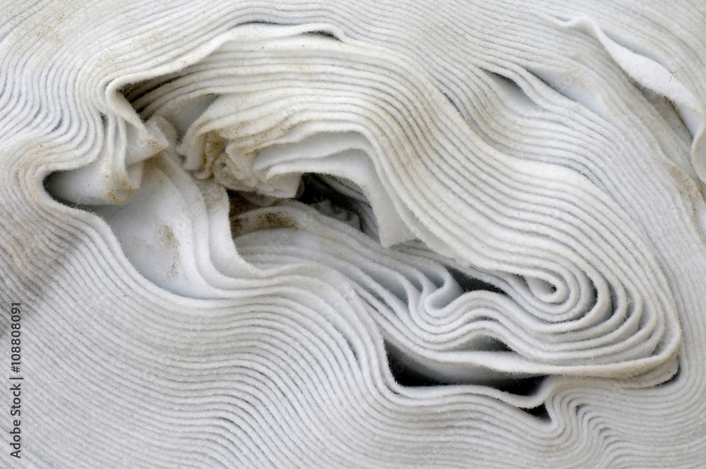 Fototapety, obrazy: Agriculture non woven fabric detail