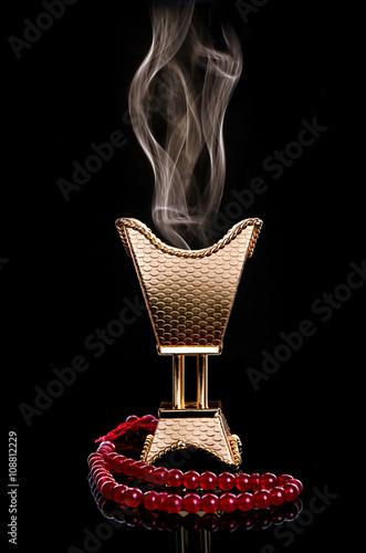 Valokuva Ramadan censer with rosary