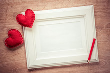 Empty Frame For Your Photo