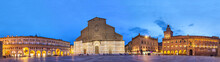Evening Panorama Of Piazza Mag...