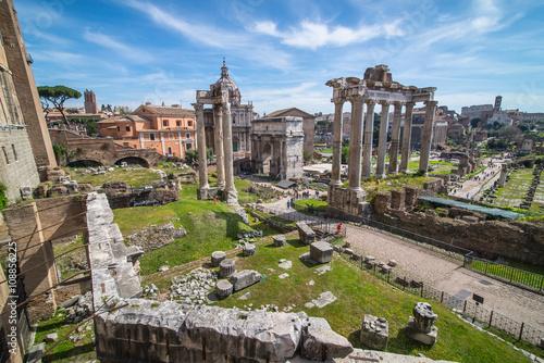 Forum Romanum - 108856225