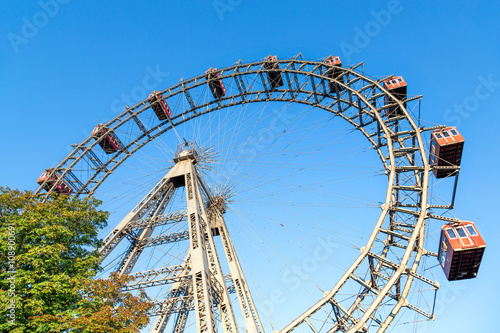 The Giant Ferris Wheel at the