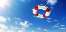 Throwing A Life Preserver In T...