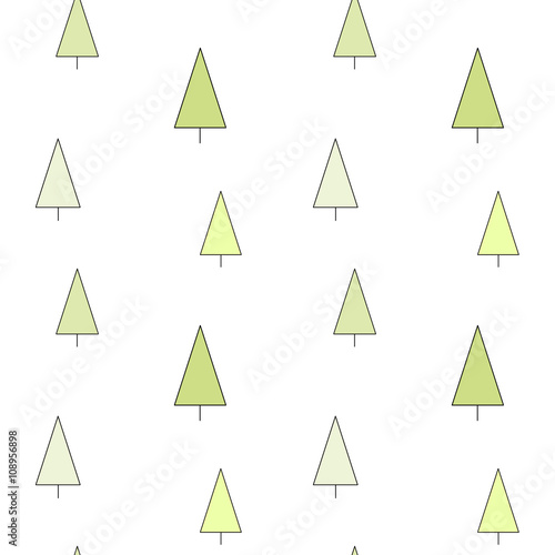 abstract-tree-fir-forest-seamless-vector-pattern-background