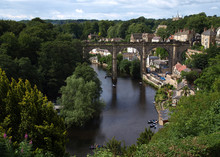 Knaresborough Railway Bridge A...