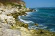 blue bulgarian sea