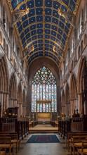 Carlisle Cathedral Nave A