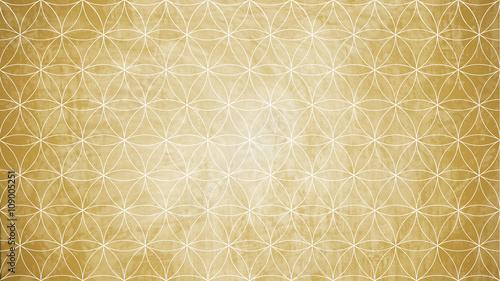 swieta-geometria-w-ksztalcie-wzoru-kwiatowego-na-tle