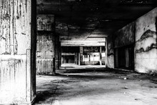Abandoned Building Ghost Livin...
