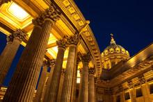 Kazan Cathedral, Saint-Petersburg, Russia