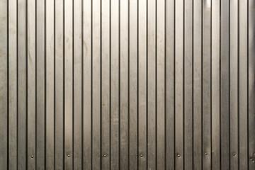 Grunge Style Silver Aluminium Backdrop