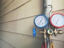 Refrigerator Pressure Gauges  Of Air Conditioner