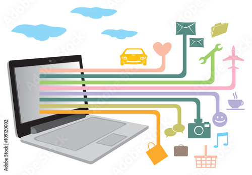 article about computer technology and daily life