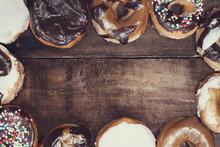 Donut Background