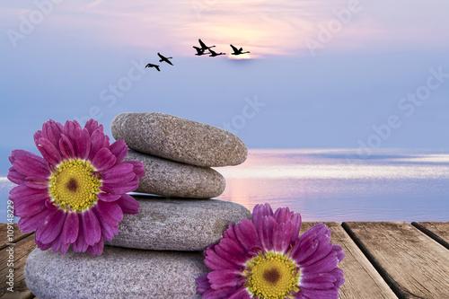 relax y bienestar en la playa