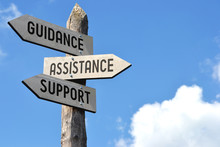 Guidance, Assistance, Support Signpost