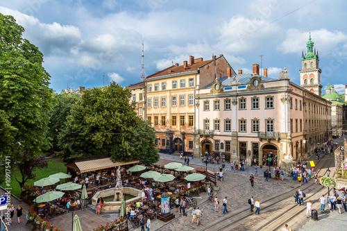 Recess Fitting Nice Lviv - the historic center of Ukraine