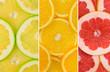 Fruit Mix of sweetie fruit, orange and grapefruit