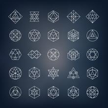 Geometrical Shapes - Sacred Ge...