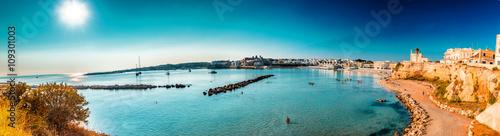 Fotografie, Obraz  Bay in the Salento peninsula in Italy
