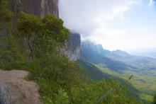 Cliffside Of Mt. Roraima, Vene...