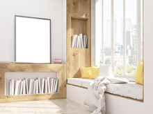 Picture Frame And Window Seat