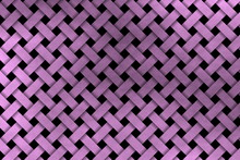 Pink Woven Pattern