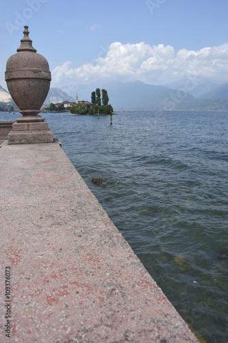 Fotografia, Obraz  Lago Maggiore e Isole Borromee