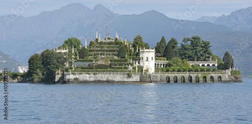 Fotografering  Lago Maggiore e Isole