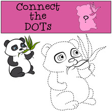 Children Games: Connect The Do...