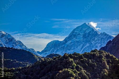 Foto op Aluminium Oceanië New Zealand - Aoraki National Park - Mount Cook