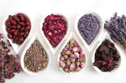Fotografie, Obraz  Flowers for aromatherapy.