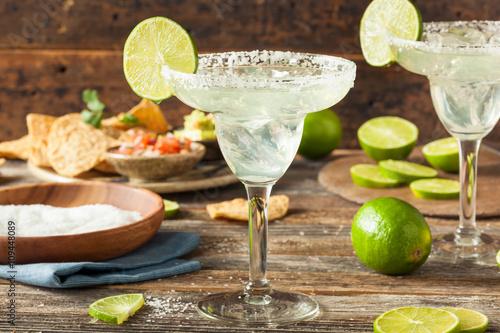 Fotografía Refrescante hecha en casa clásica Margarita