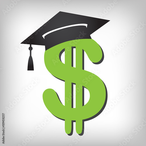 Photo  2016 Graduate Student Loan Icons - Crippling Student Loan Graphics for Education